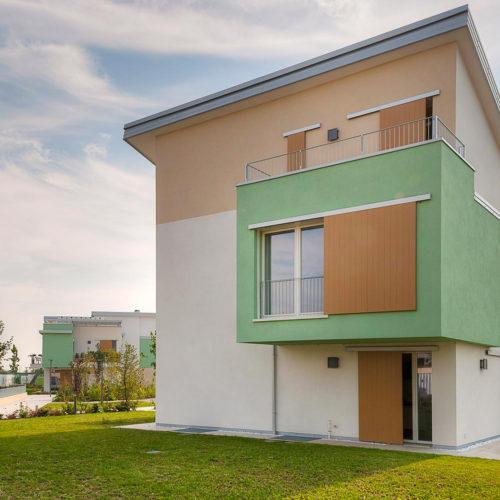 Residence Santa Caterina 5 - Progettazione residenziale