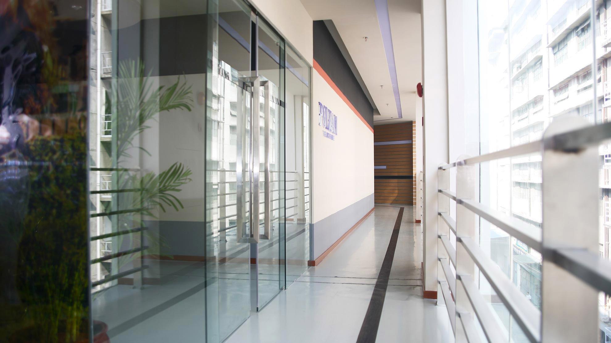 Shengmei Leathers Offices Guangzhou