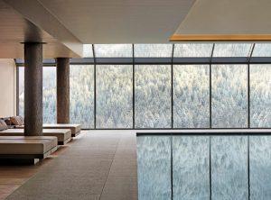Lefay Resort & SPA Dolomiti - progetto dello Studio Apostoli
