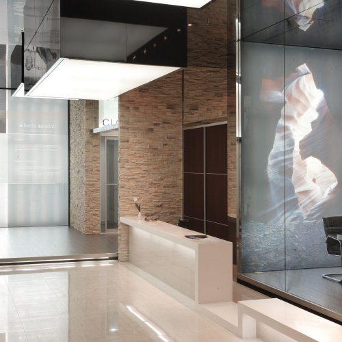 Showroom di porte