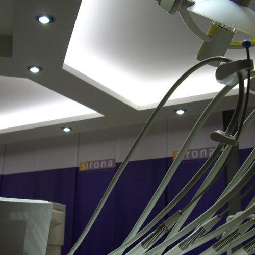 Sirona Dental Showroom